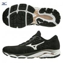 美津濃 mizuno WAVE INSPIRE 16 WAVEKNIT 支撐型女款慢跑鞋 J1GD201301