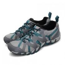 Merrell 女款 Waterpro Maipo 2  登山鞋 越野鞋 溯溪鞋 耐磨 黃金大底 快乾 灰藍 ML034092